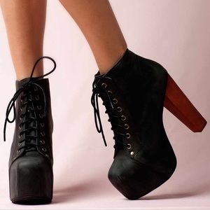 Jeffrey Campbell The Lita Boot / Heel